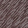 Brown Cotton Springfield Extra Long Tie