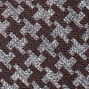 Brown Cotton Tempe Pocket Square