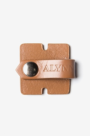 Alynn® Leather Earbud Wrap