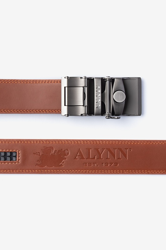 Premium Leather Micro-Fit Slide Belt Photo (1)