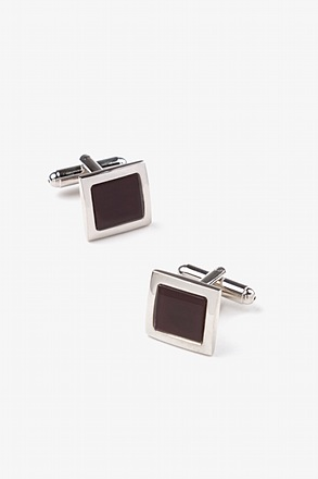Hazel Square Cufflinks