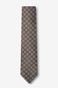 Snowflakes Skinny Tie Photo (1)