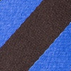 Brown Silk Bandon Extra Long Tie