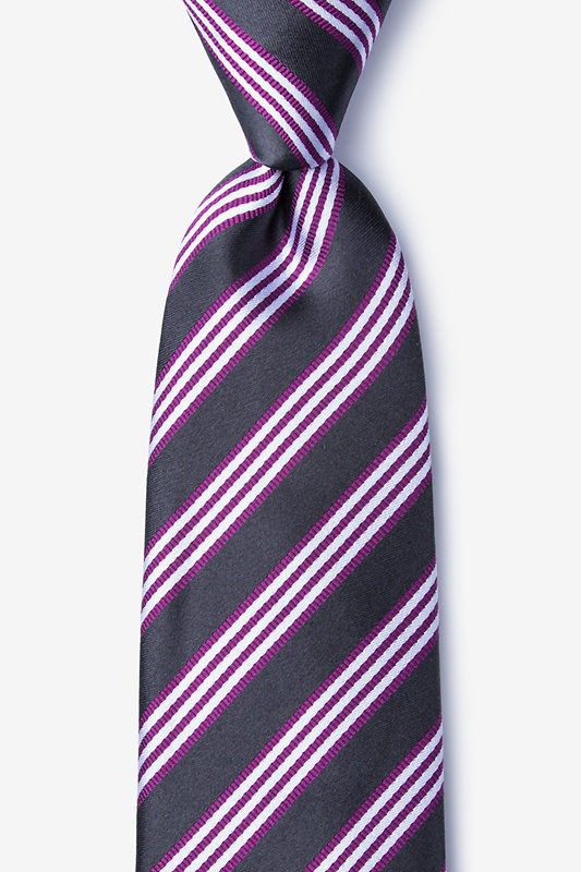 Clare Brown Extra Long Tie Photo (0)