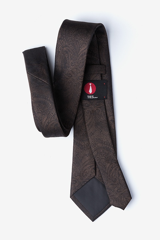 Siple Brown Tie Photo (1)