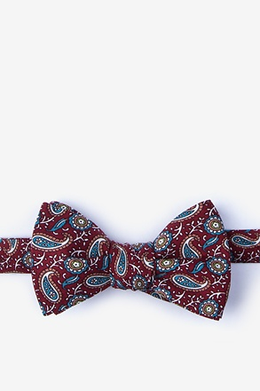 Benz Butterfly Bow Tie