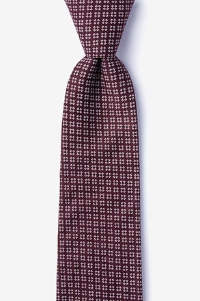 Fayette Extra Long Tie