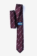 Flying Arrows Skinny Tie