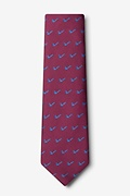 Tobacco Pipes Tie