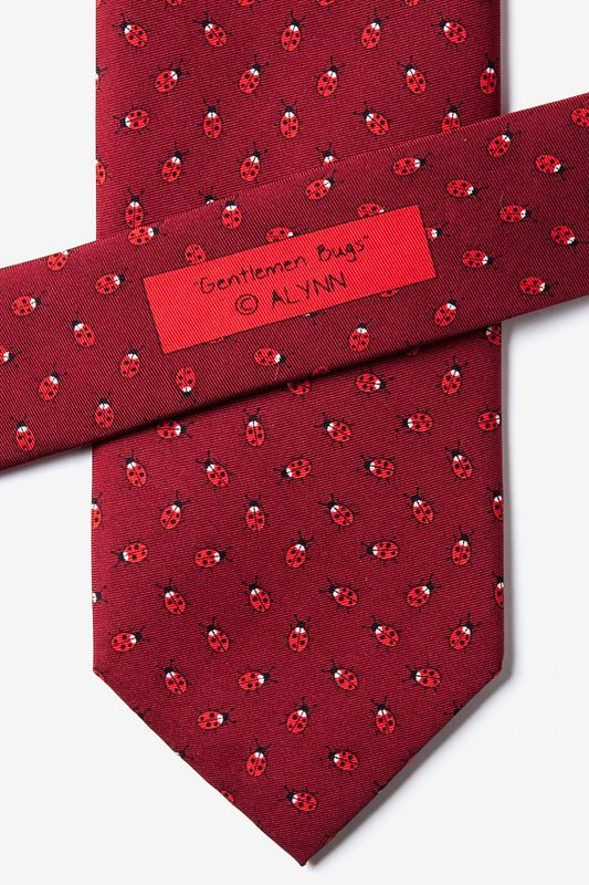 Gentlemen Bugs Tie Photo (3)