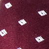 Burgundy Silk Misool Self-Tie Bow Tie