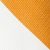 Burnt Orange Microfiber Burnt Orange & White Stripe