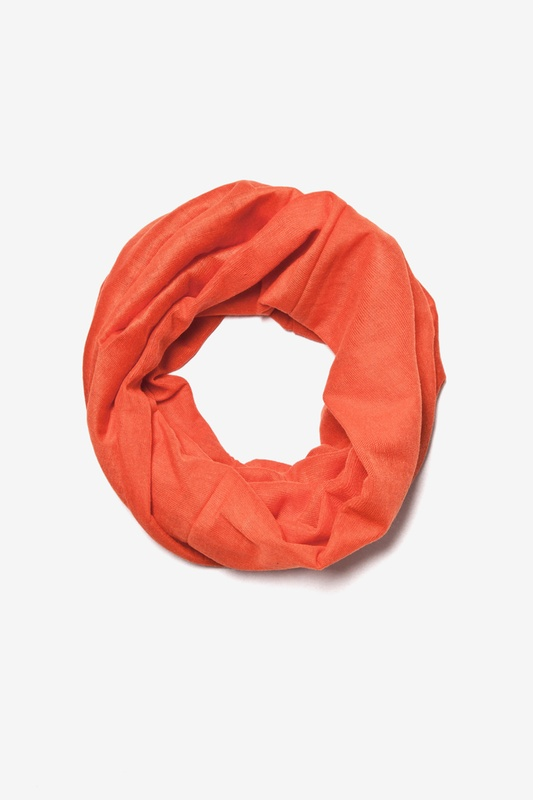 Basic Stretchy Burnt Orange Headband Photo (4)