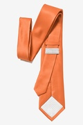 Burnt Orange Tie