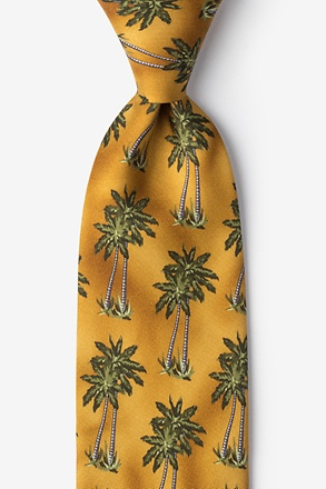 Tropical Palms Tie