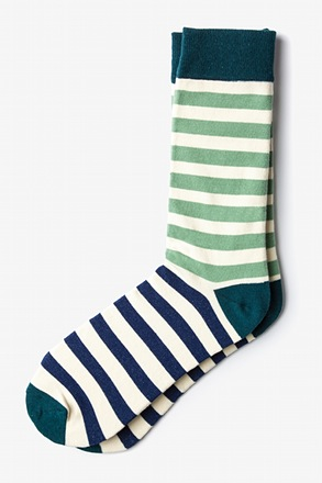 _Lakewood Celadon Sock_