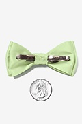 Celadon Green Bow Tie For Infants Photo (1)