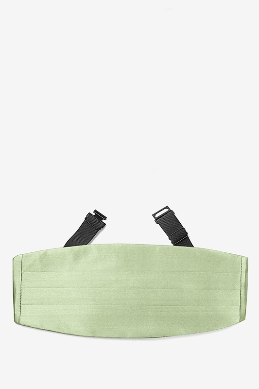 Celadon Green Cummerbund Photo (0)