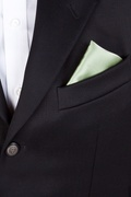 Celadon Green Pocket Square Photo (2)