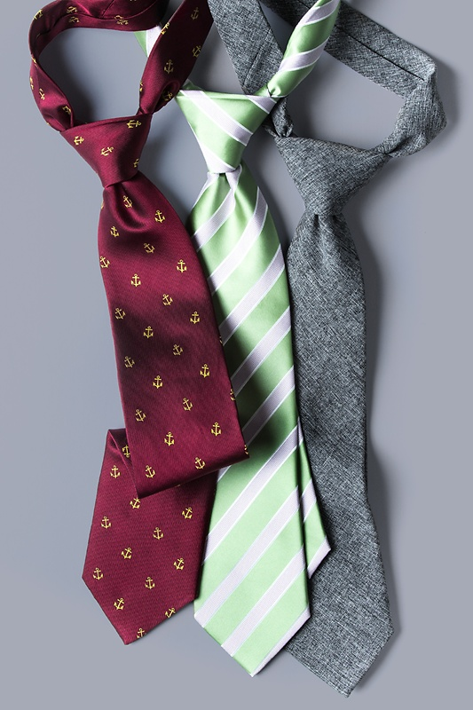 Galveston Charcoal Tie Photo (3)