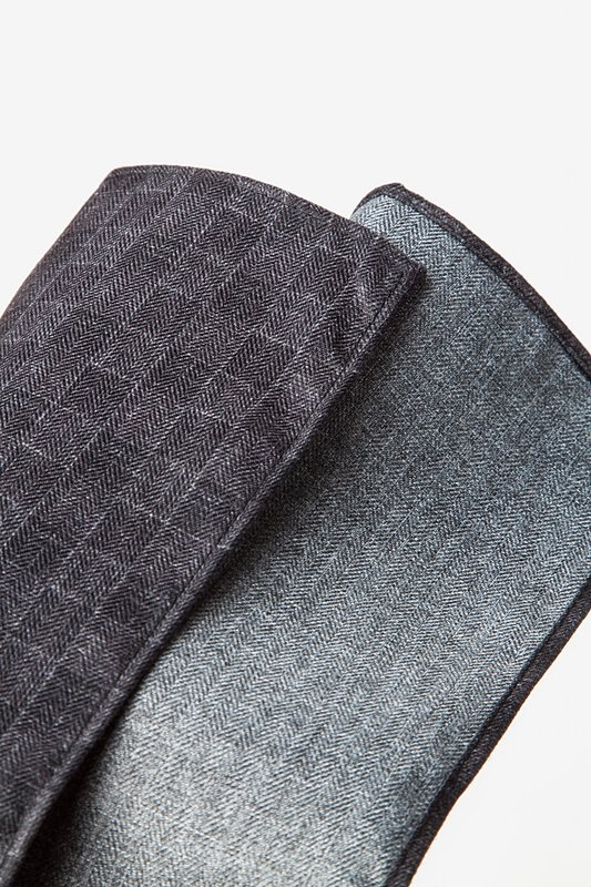 Prescott Charcoal Pocket Square Photo (1)