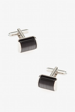 Cat Eye Arch Cufflinks
