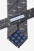 Shark Infested Waters Tie