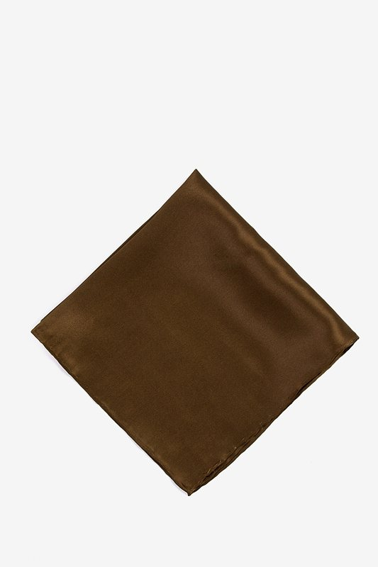 Chestnut Pocket Square Photo (0)