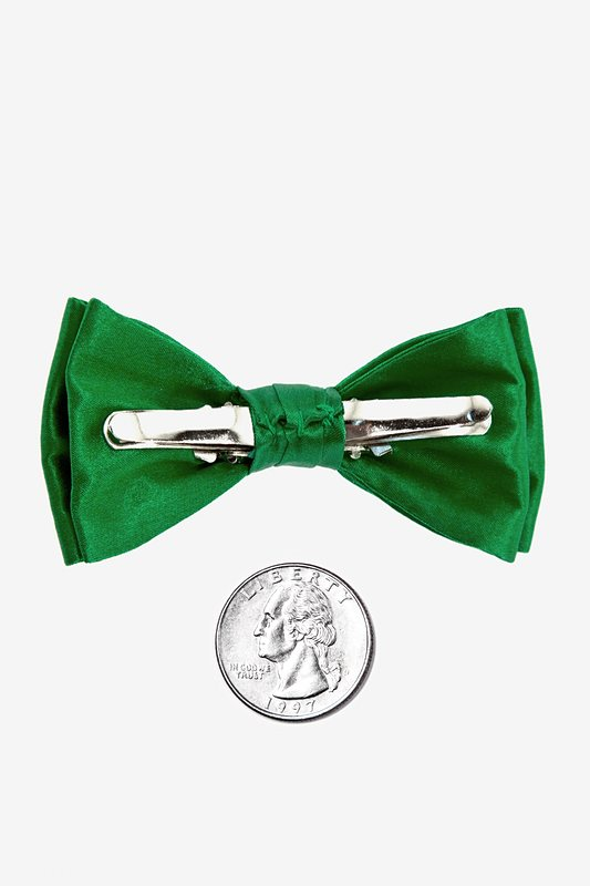 Christmas Green Bow Tie For Infants Photo (1)