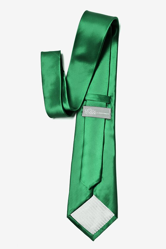 Christmas Green Extra Long Tie Photo (2)