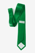 Christmas Green Tie For Boys