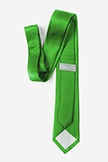 "Classic Green 3"" Skinny Tie Photo (2)"