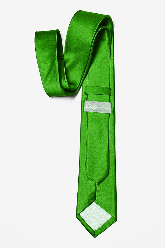 Classic Green Extra Long Tie