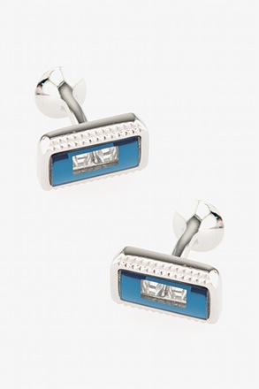Framework Jewel Cufflinks