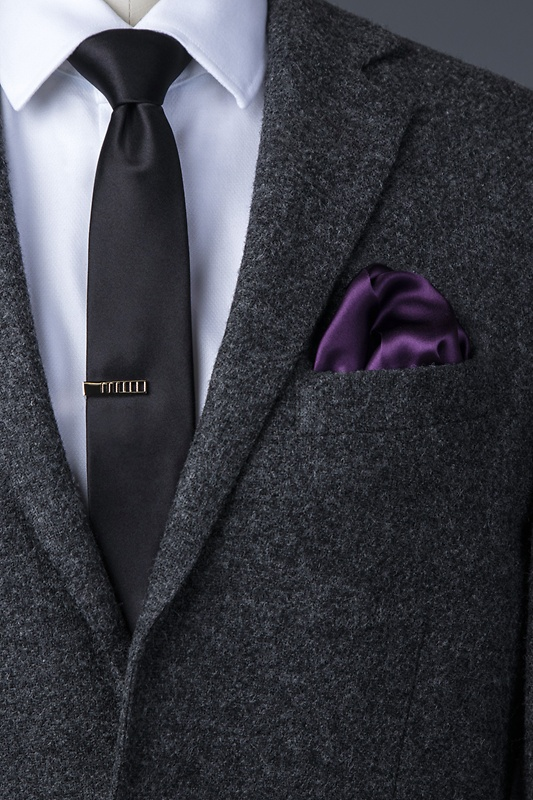 Concord Grape Pocket Square Photo (2)