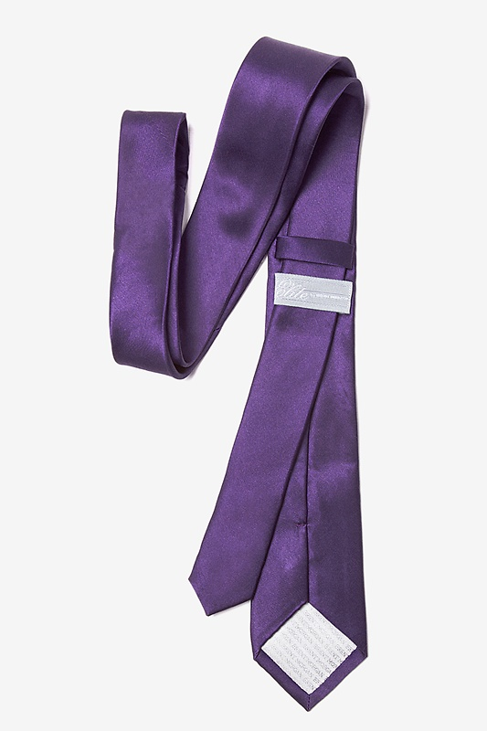 Concord Grape Tie For Boys Photo (1)
