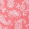 Coral Cotton Guryon Extra Long Tie