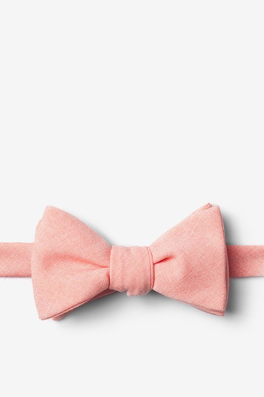 Tioga Self-Tie Bow Tie Photo (0)