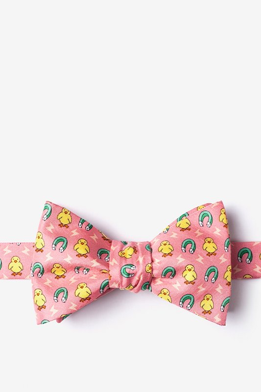 Chick Magnet Self-Tie Bow Tie
