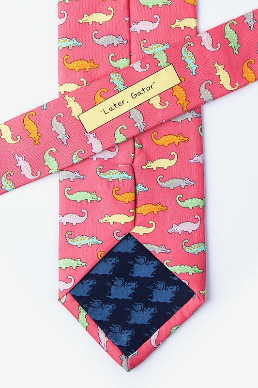 Later Gator Tie