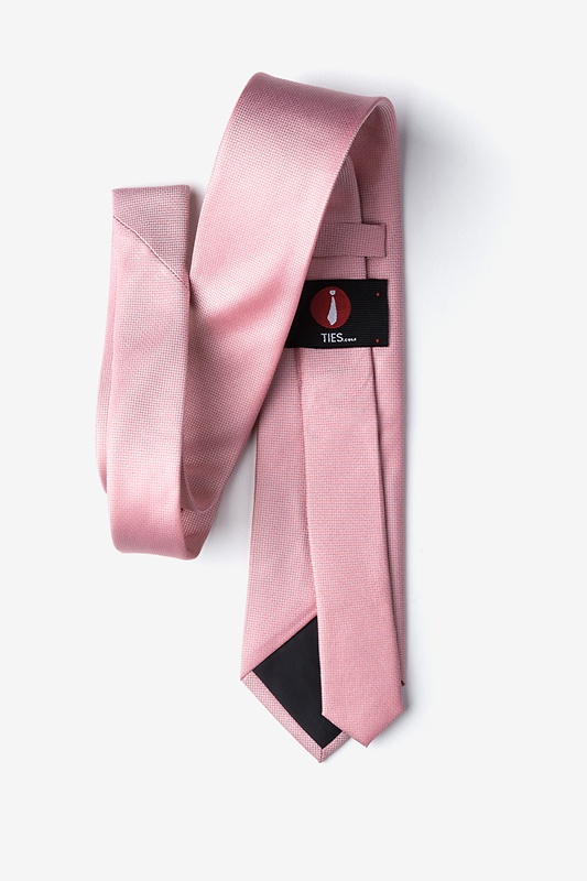 Luzon Coral Extra Long Tie Photo (1)