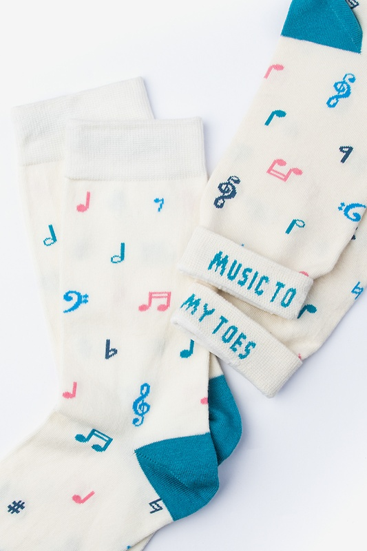 Music To My Toes