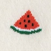 Watermelon Cream Women's Sock
