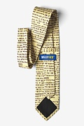 10 Commandments Tie Photo (2)