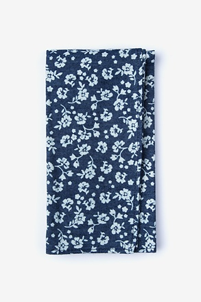 Bluebell Pocket Square