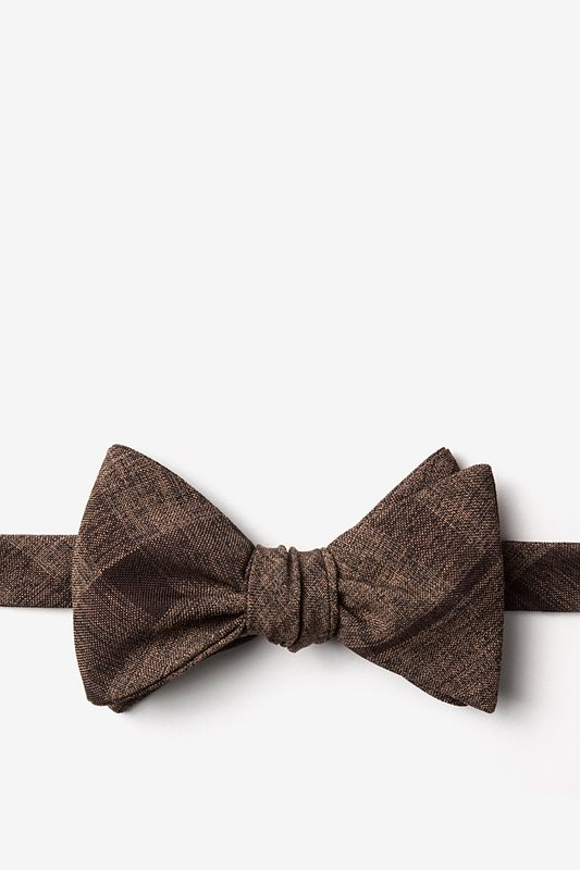 Kirkland Self-Tie Bow Tie Photo (0)
