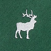 Dark Green Silk Majestic Elk