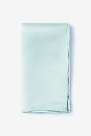 Dusty Mint Pocket Square
