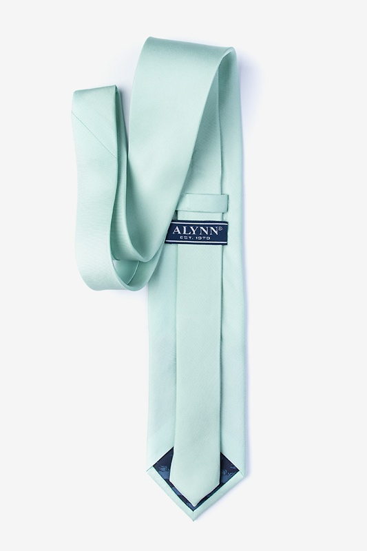 Dusty Mint Tie