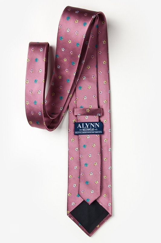 Awesome Blossoms Extra Long Tie Photo (2)